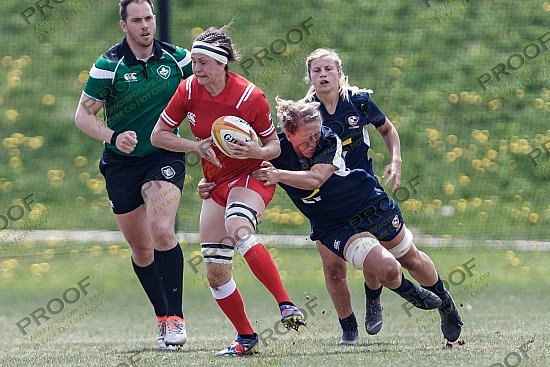 Canada vs USA University of Guelph May 19 2019