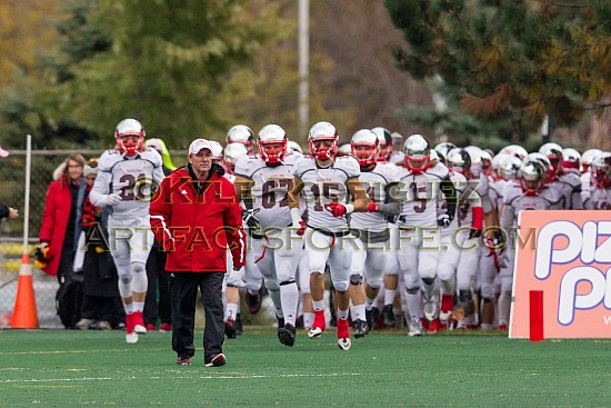 Game 8 Guelph at Carleton Oct 24 2015