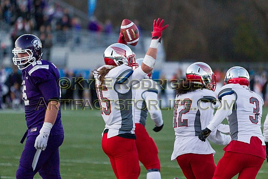 Game 10 2015 Yates Cup Guelph at Western Nov 14 2015